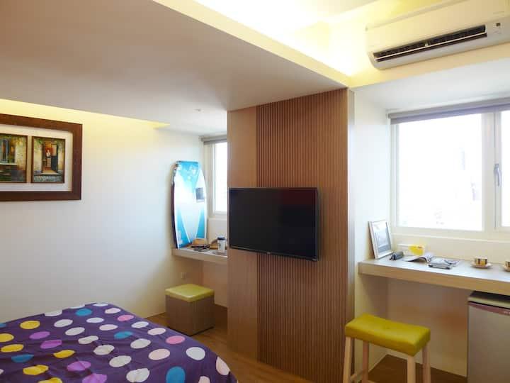 Ximending residential communities, new equipment