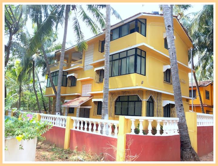 Shalom Guest House-Candolim, Goa BR