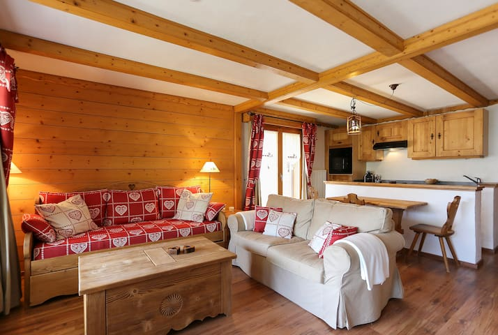 Great location in Verbier w/views!! - Bagnes - Apartment