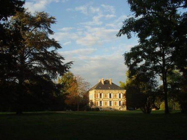 Château des Bouffards - Brinon-sur-Sauldre - Aamiaismajoitus