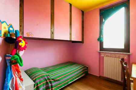 STUPENDA SINGLE PINK ROOM - Torre d'isola