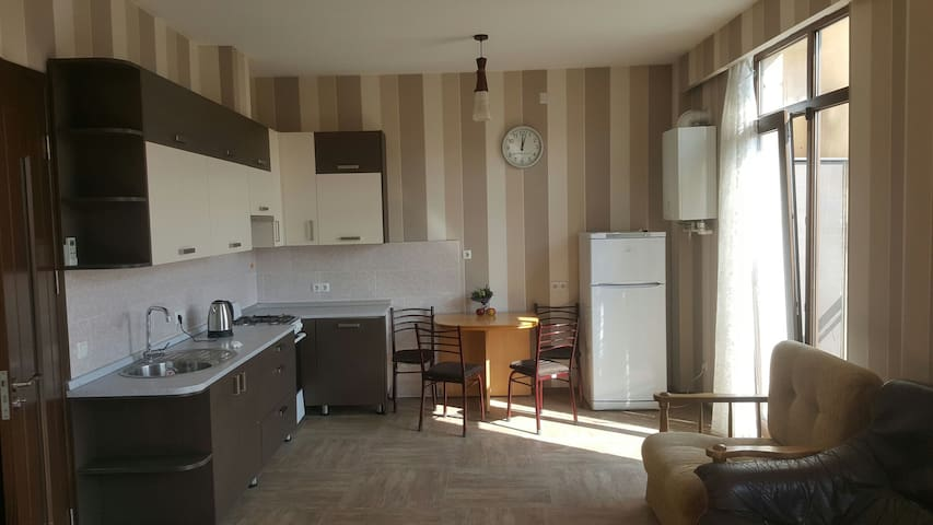 Comfortable apartment in the busy area - Tbilisi