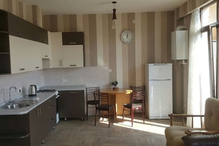 Comfortable apartment in the busy area - Tbilisi - Appartement