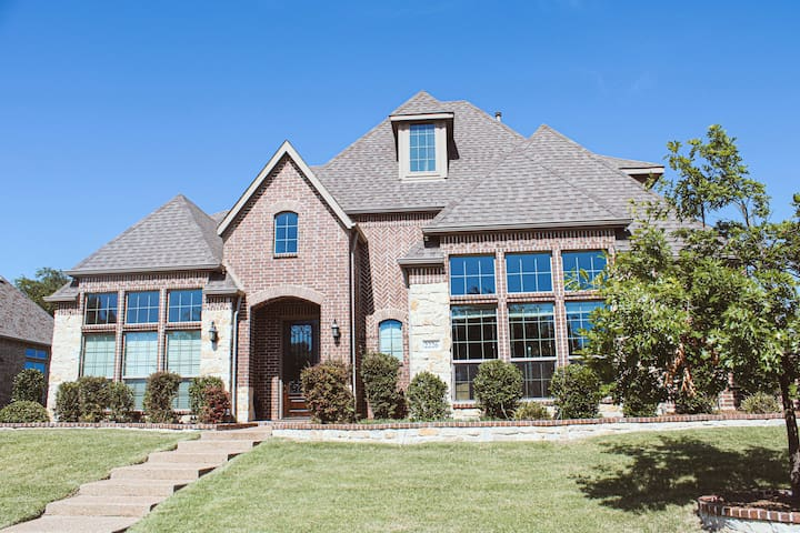 Perfect vacation Rockwall Home