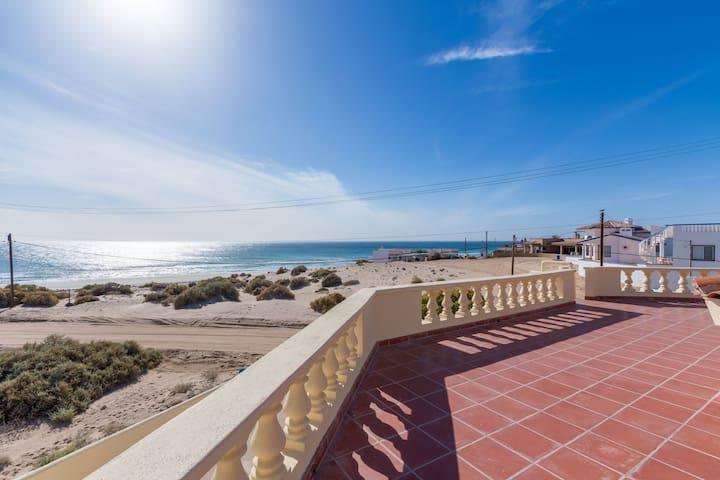 Casa de las Garzas | Amazing view of the ocean and a short walk to the beach!