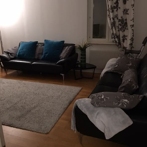 Nice apartment in Kävlinge, 12mins drive from Lund - Kävlinge - Apartment