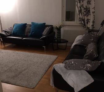 Nice apartment in Kävlinge, 12mins drive from Lund - Kävlinge - Wohnung
