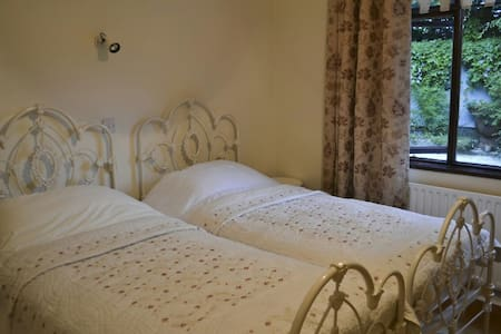 Large twin room & breakfast - Drumree