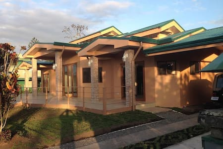 Lakeside Arenal Home Gated Community Next to Port - Tilaran