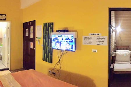 $ for Private Room ( Max 2Ppl )CityCenter@Hualien