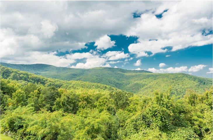 Scenic Mountain Getaway