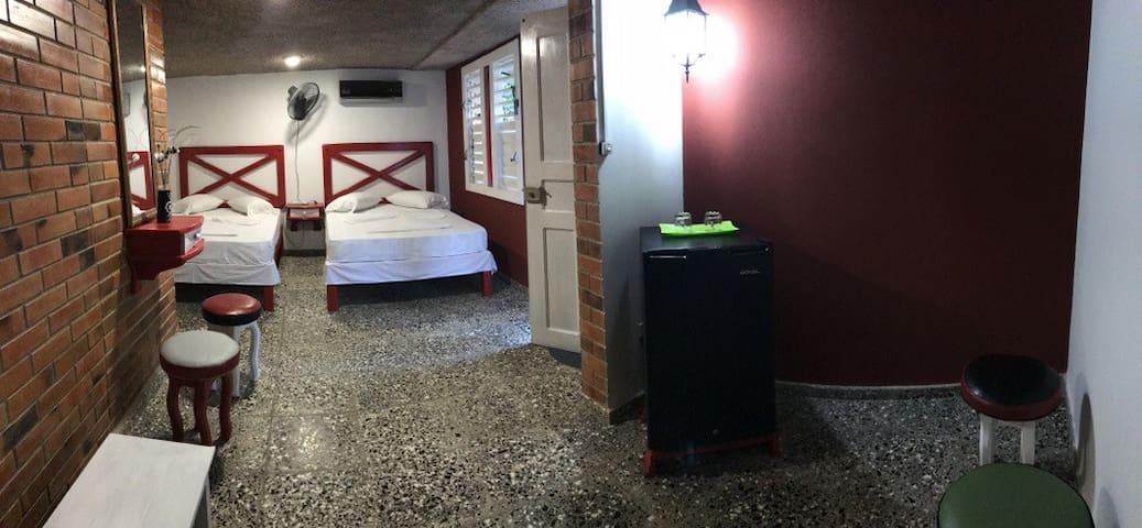 Villa Fernand2 en Viñales - Habitación 2
