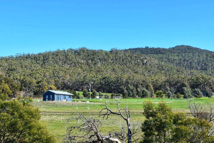 RAGLAN RETREAT - Peaceful Mountain Views