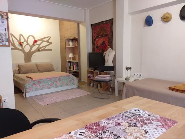 Cozy little apartment in Kallithea, Athens