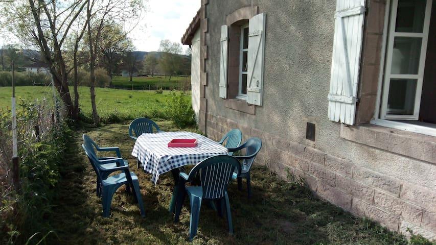 Charmante  maison dans le Parc Naturel du Morvan - Charbonnat - Дом