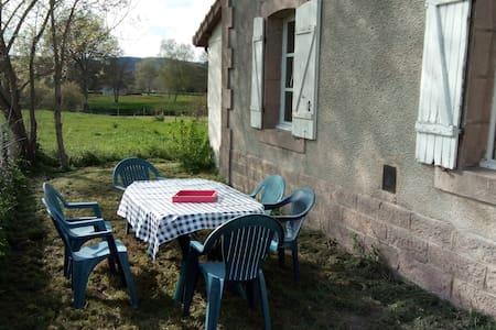 Charmante  maison dans le Parc Naturel du Morvan - Charbonnat - Haus