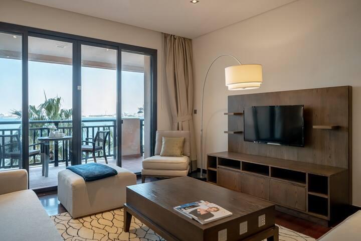 Exclusive sea views apartment in Palm Jumeirah