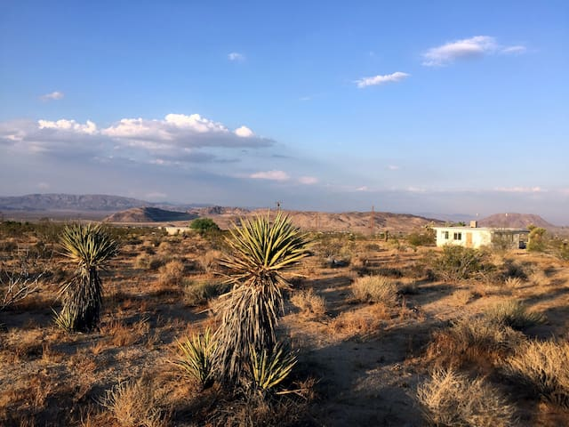 Pineapple Cove - 360° views - Close to Joshua Tree