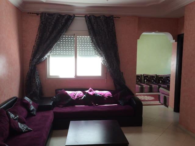 Bel appartement au centre ville - Kénitra - Wohnung