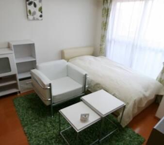 五反田駅近くWIFI付き★Gotanda cozy wifi room - Shinagawa-ku