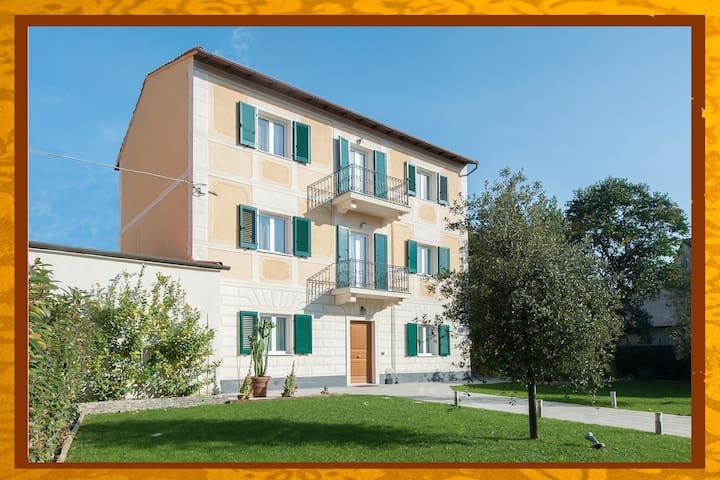 Villa Deva bilocale 5 - La Spezia - Apartament