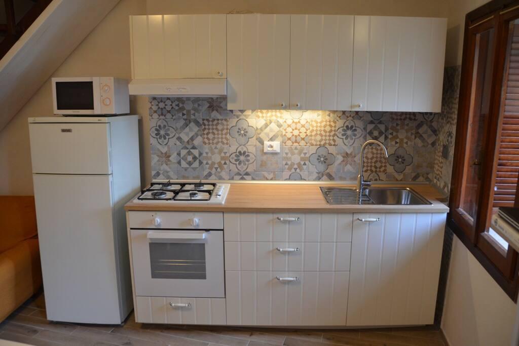 brand new Kitchen!