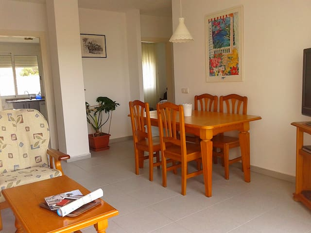 Nice and bright penthouse with parking - Altea - Apartamento
