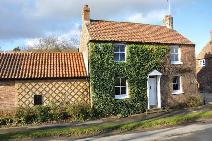 Wold View, Charming country cottage. - Nunburnholme - Hus