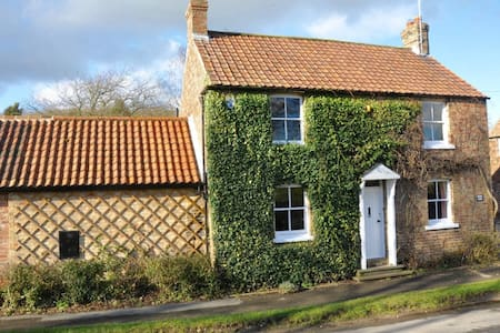 Wold View, Charming country cottage. - Nunburnholme - Casa