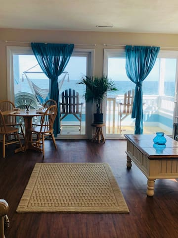 Saltwater Zen - Your Oceanfront Retreat