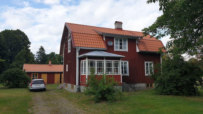 Kvarnekulla - Beautiful location in Småland