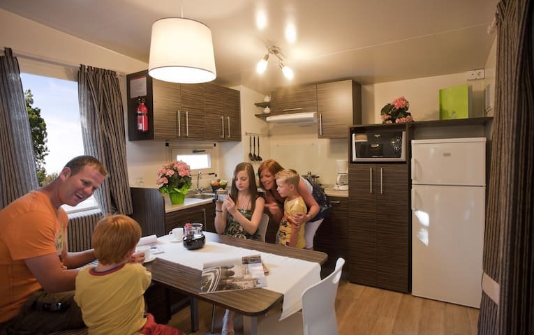 Casa mobile Elegance