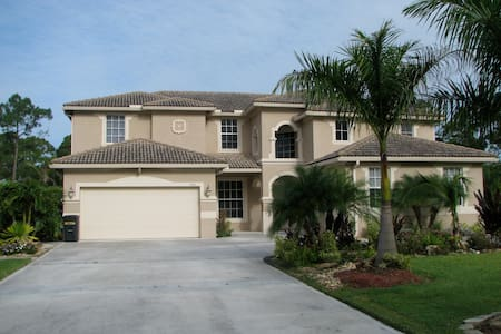 jupiter 5BR spanish villa- - Willa
