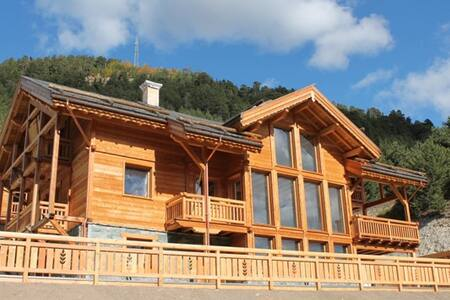 Chalet Luxe Marchis - Haus