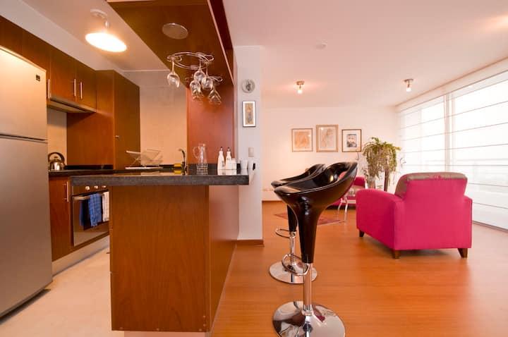 Beautiful Apartment in Barranco