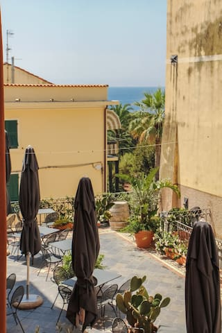 Charme con vista mare ! - Bordighera - Apartment
