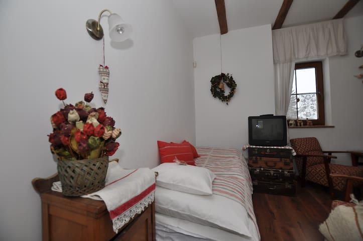 Horvát szoba a Míves Vendégházban - Pogány - Cottage