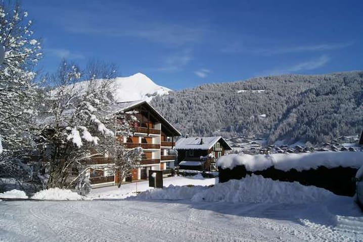 Charming Studio with Great View - Morzine - Apartment