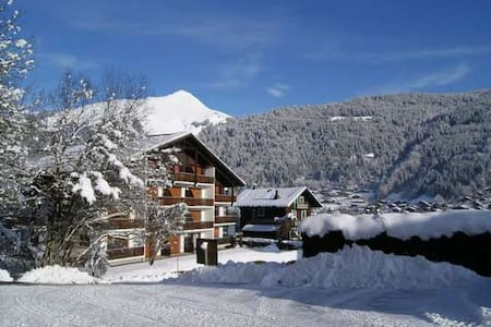 Charming Studio with Great View - Morzine - Lägenhet