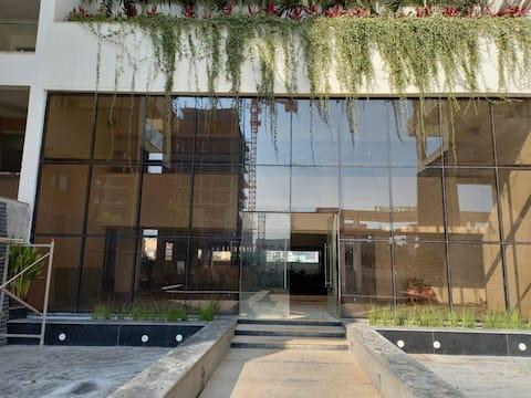 Luxe 3-slaapkamer Flat Financial District Gachibowli