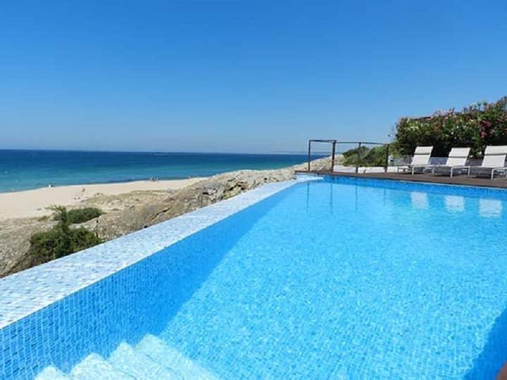Gran Suite  Villa de Lujo. Salida playa  Piscina