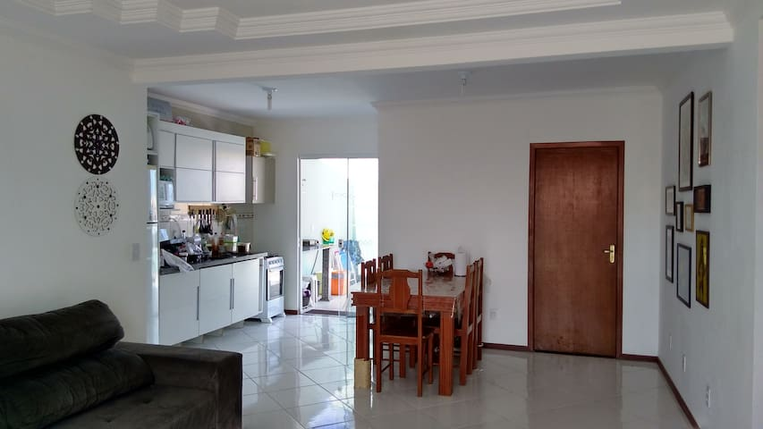 Room in a penthouse at Ingleses - Florianópolis - Daire