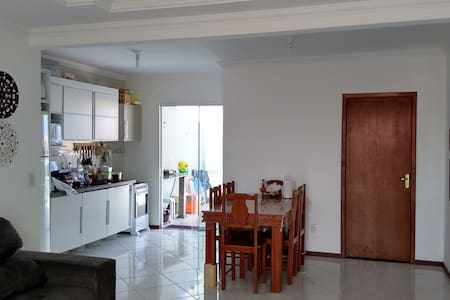 Room in a penthouse at Ingleses - Florianópolis - Wohnung