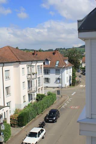 City flat in the heart of Lörrach