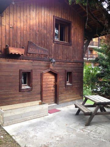 chalet joseph - Morzine - Blockhütte