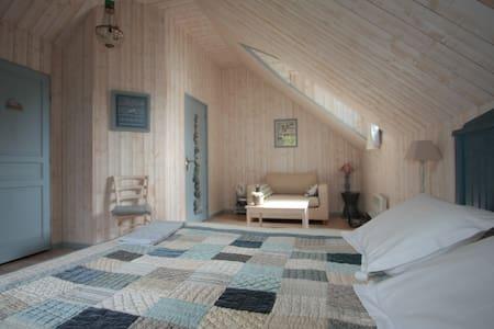 "La chambre ""NORDIQUE"" - Bed & Breakfast"