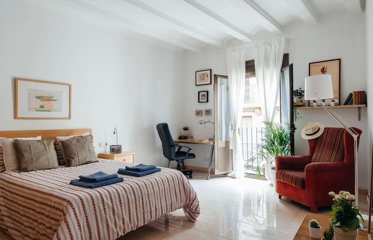 Hip En Suite Room in Raval - Barcelona