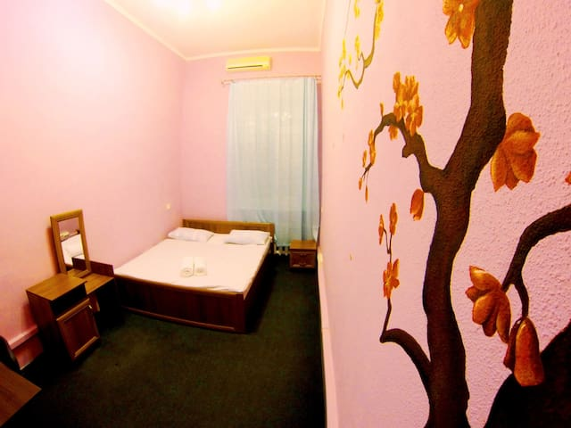 Double room in hostel - Kiev - Bed & Breakfast