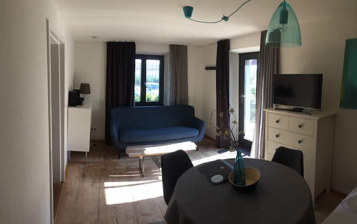 Apartment 7 mit Balkon im ersten OG