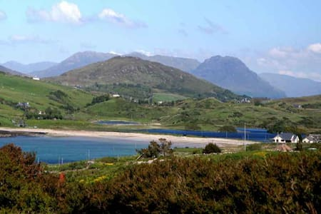 Pier View - Cleggan